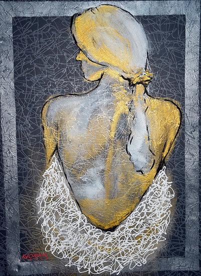 Human Figure II - Kevin Villar Cubinar
