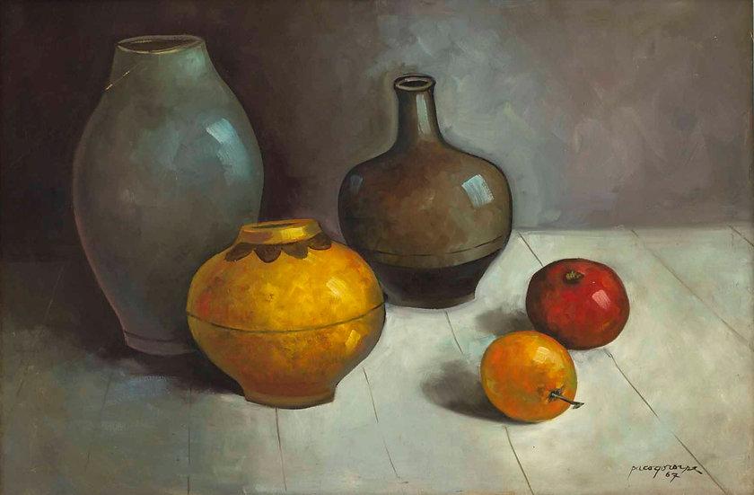 "Three Jars - Francisco ""Paco"" Gorospe"