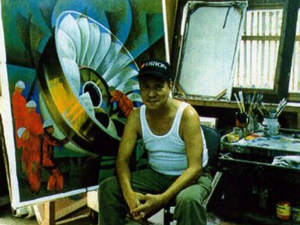 Artist Spotlight: Francisco Paco Gorospe