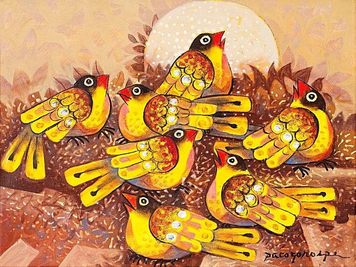 "Yellow Birds - Francisco ""Paco"" Gorospe"