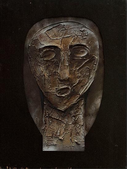 "Calbo Mask - Francisco ""Paco"" Gorospe"