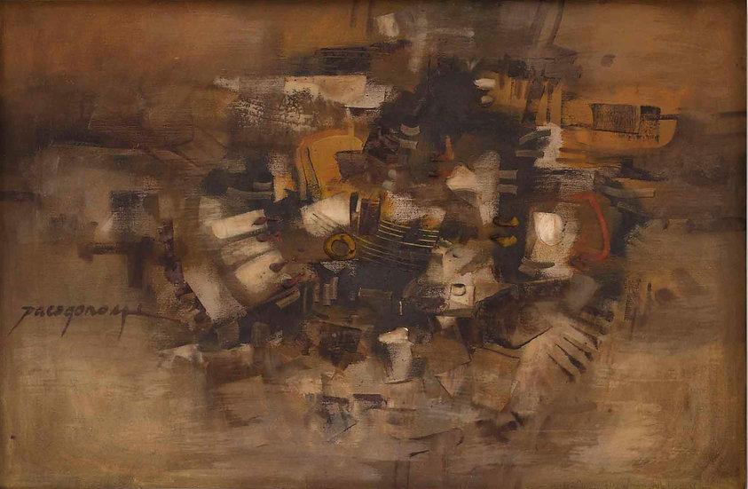 "Abstract II - Francisco ""Paco"" Gorospe"