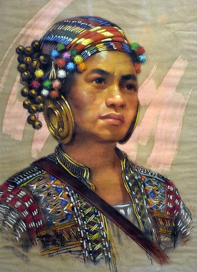 Tribe - Cesar Amorsolo