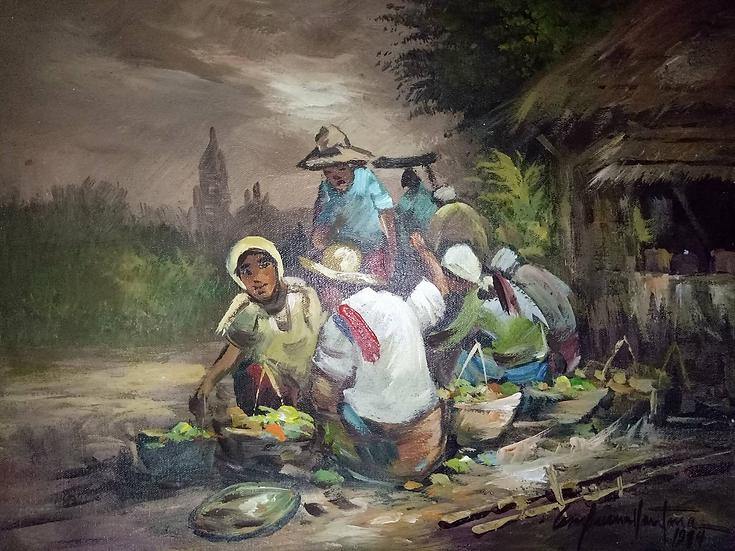 Small Market - Cesar Buenaventura