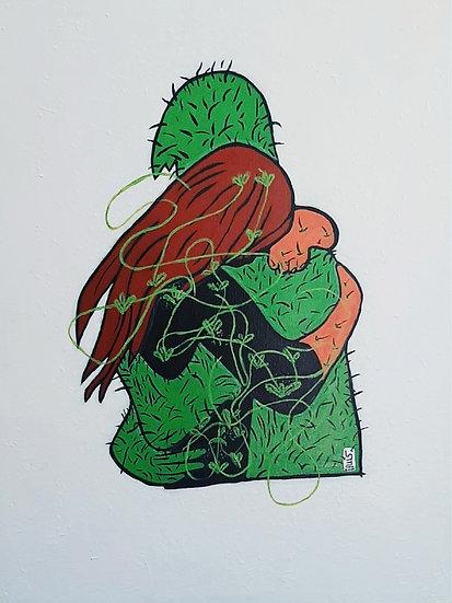 My Cactus I - Sarah Tario