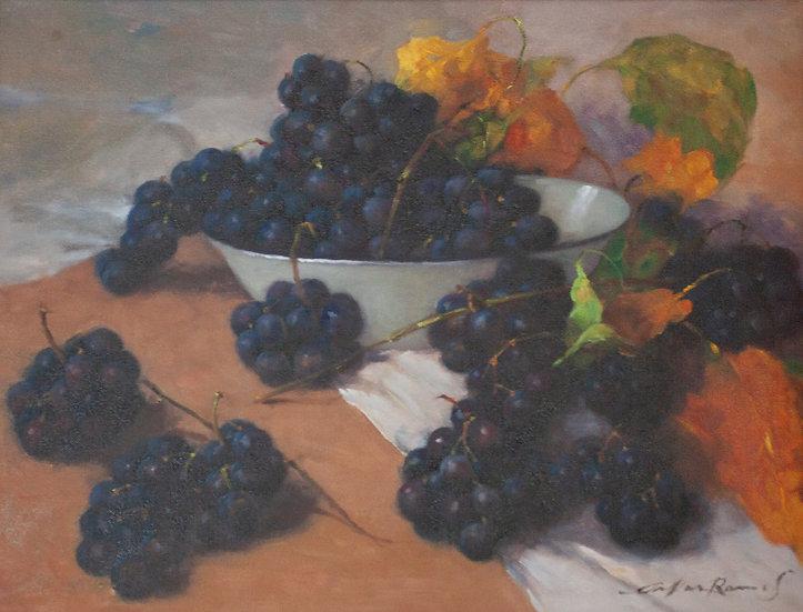 Grapes - Oscar Ramos
