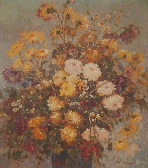 Flower Bouquet - Roger San Miguel