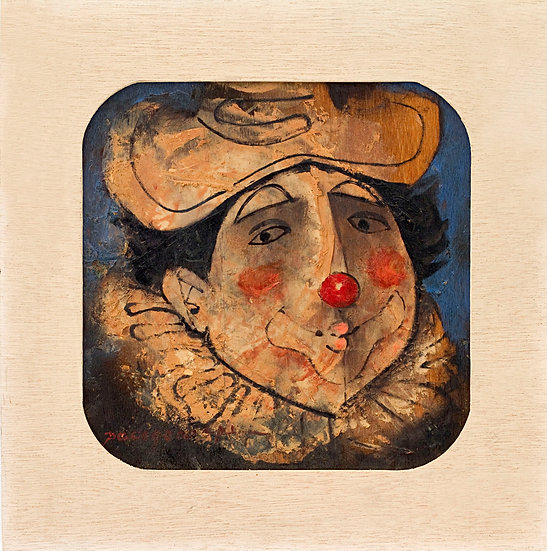 "Clownface - Francisco ""Paco"" Gorospe"