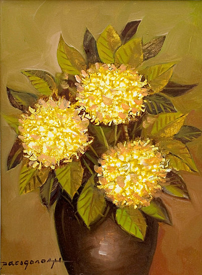 "Sunflowervase - Francisco ""Paco"" Gorospe"
