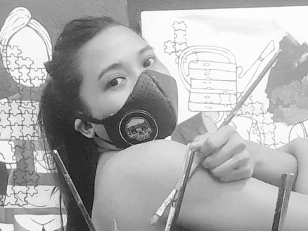 Artist Spotlight: Sarah Tario