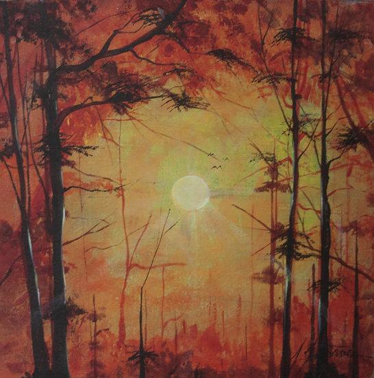 Sunset - Luke Joshua Estraña