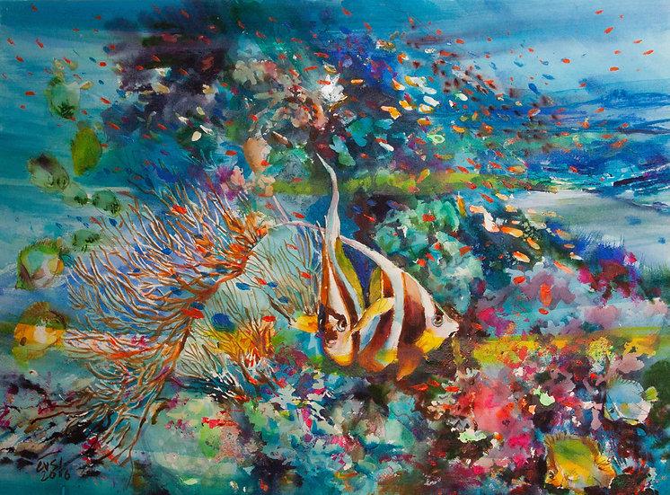 Underwater III - Rafael Popoy Cusi