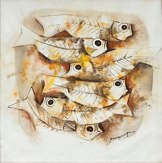 "Fish and Shadow - Francisco ""Paco"" Gorospe"