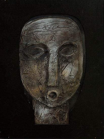 """Astonished Mask - Francisco """"Paco"""" Gorospe"""