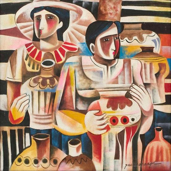 "Jar Vendors - Francisco ""Paco"" Gorospe"