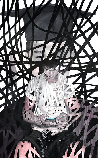 Online, In Line - Luke Joshua Estraña