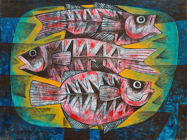 "Fishes - Francisco ""Paco"" Gorospe"