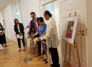 """Rizal Through the Eyes of Artists"" from 29 July - 12 August 2016"