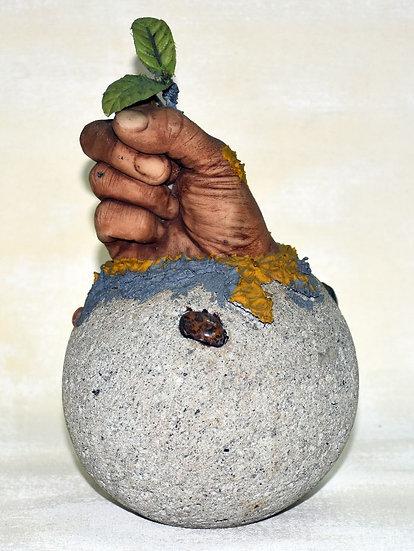 Hand of Nature - Arnel Garcia