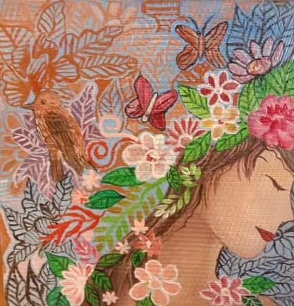 Flowerlady 1