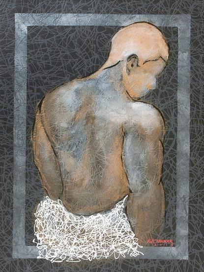 Human Figure III - Kevin Cubinar