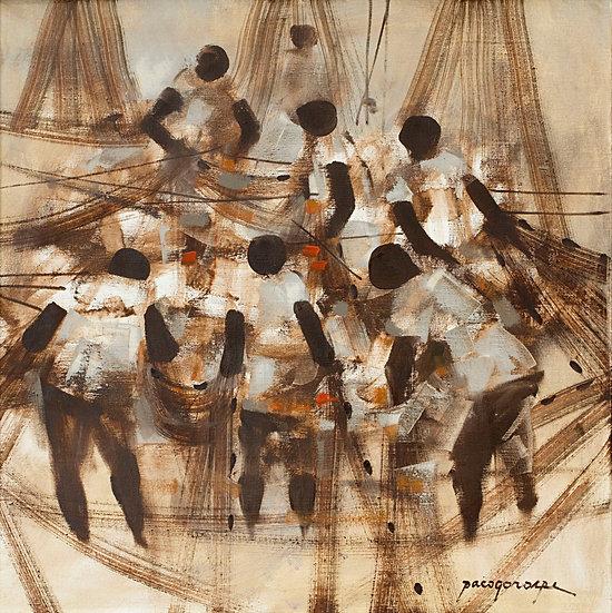 "Fishermen II - Francisco ""Paco"" Gorospe"