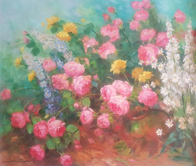 Flowers - Oscar Ramos