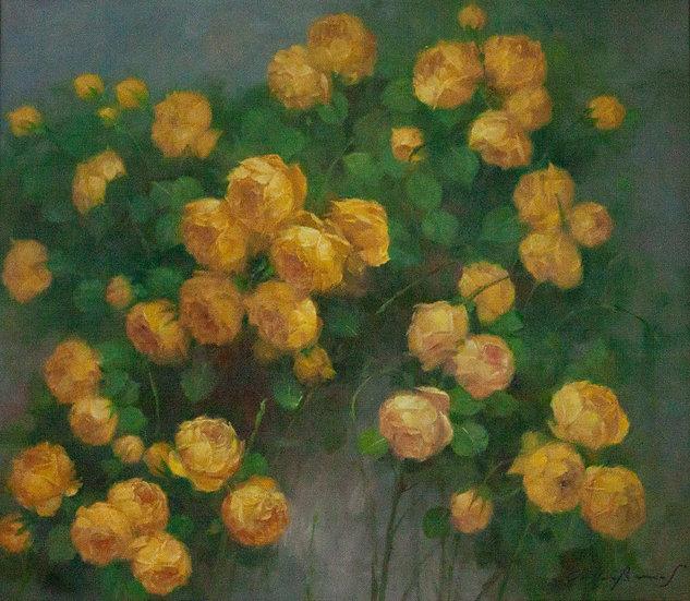 Yellow Roses - Oscar Ramos
