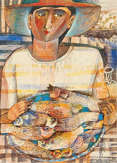 "Fresh Fishes - Francisco ""Paco"" Gorospe"