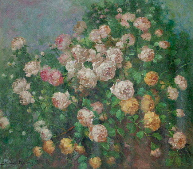 Bunch of Roses - Oscar Ramos