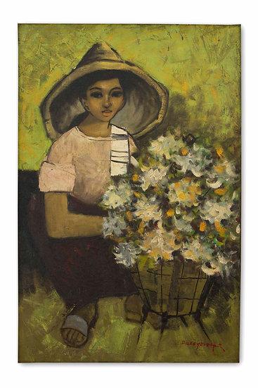 Woman Cotton