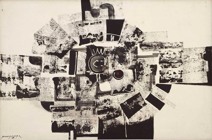 """Abstract black and white - Francisco """"Paco"""" Gorospe"""