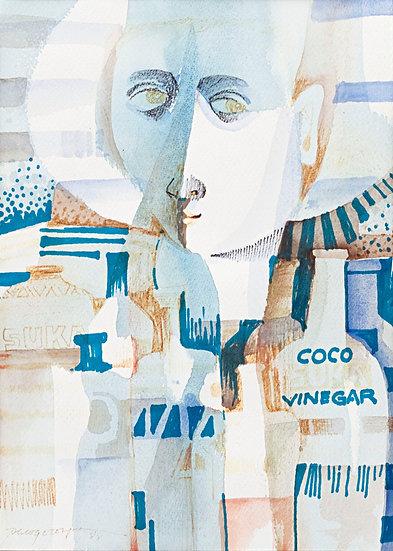 """Coco & Vinegar - Francisco """"Paco"""" Gorospe"""