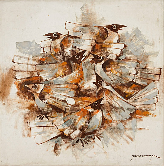 "Birds - Francisco ""Paco"" Gorospe"