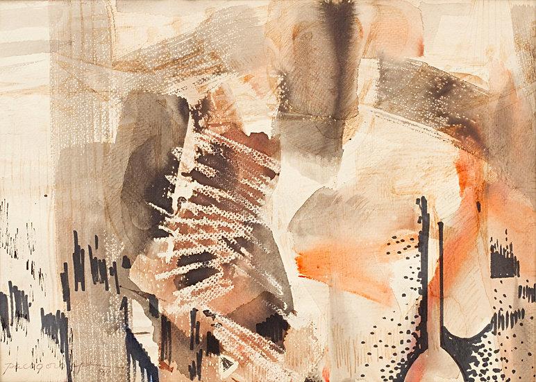"Abstract Body - Francisco ""Paco"" Gorospe"