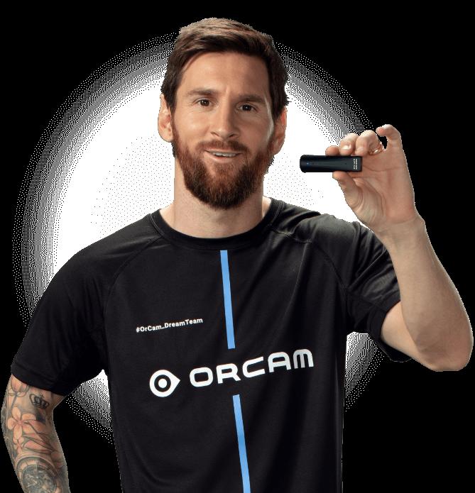 Leo Messi orcam