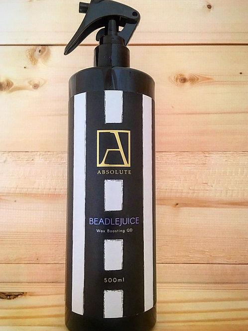 'Beadle Juice' Hydrophobic Quick Detailer 500ml