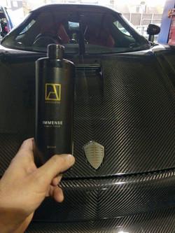 Koenigsegg Absolute Immense