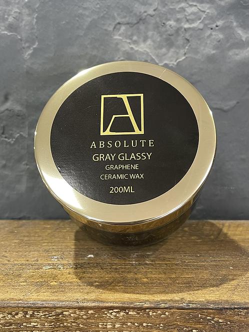 Gray Glassy 200ml - Graphene Ceramic Wax