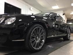 Bentley Continental Speed DC Valeting