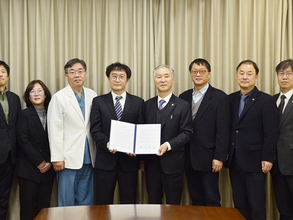 Hanyang University Medical Center Medical AI Business Reinforcement Business Agreement with DOUB