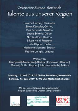 Programm Talente 2019
