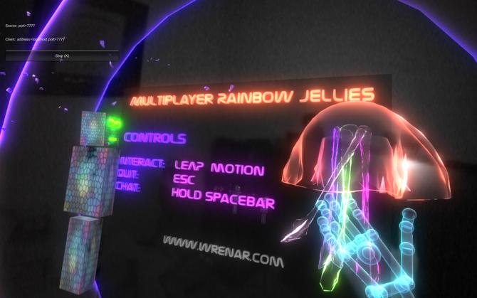 Multiplayer Jellies Progress