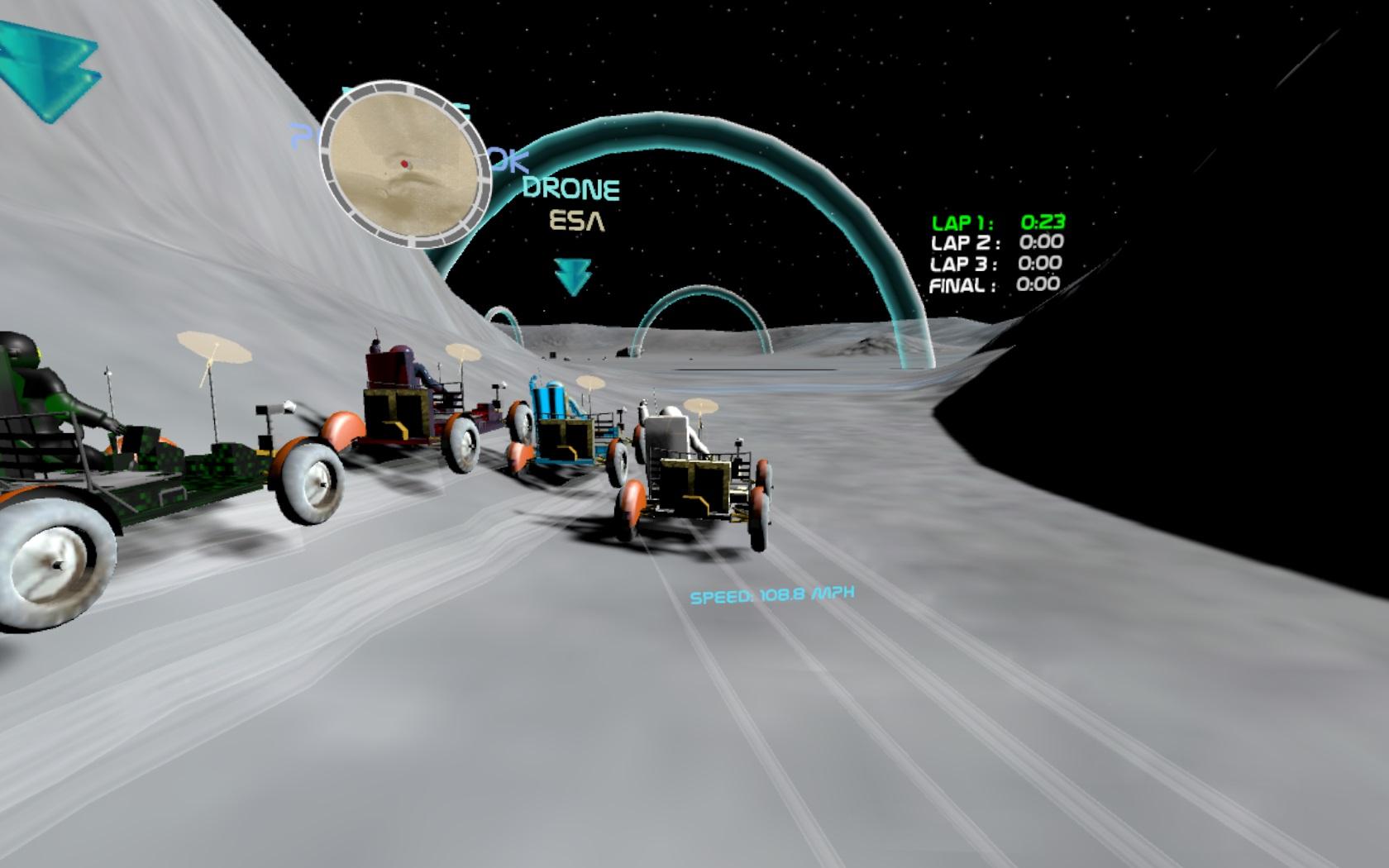 VR Deathrace Luna (2015)