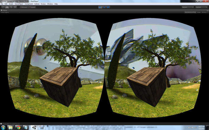 My First week with the Oculus Rift