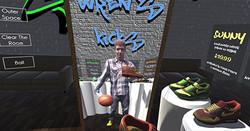 VR Avatars & Shopping