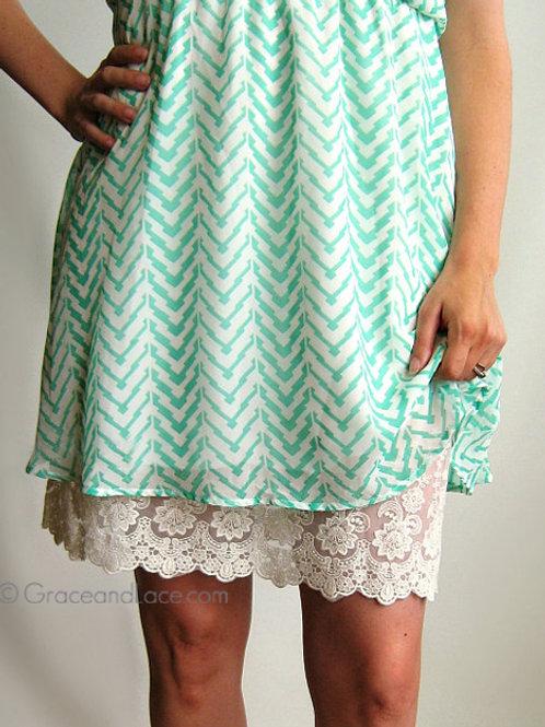 Grace & Lace Dress Extender (Ivory)