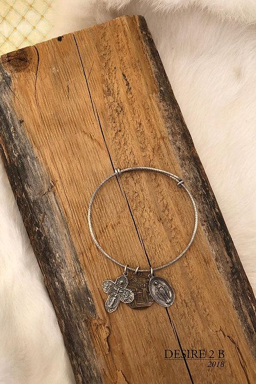 3-Charm Bracelet #11