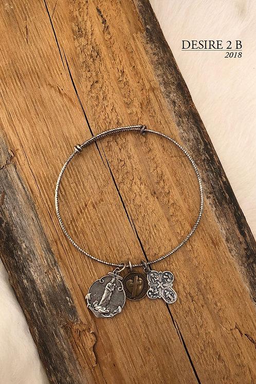 3-Charm Bracelet #2