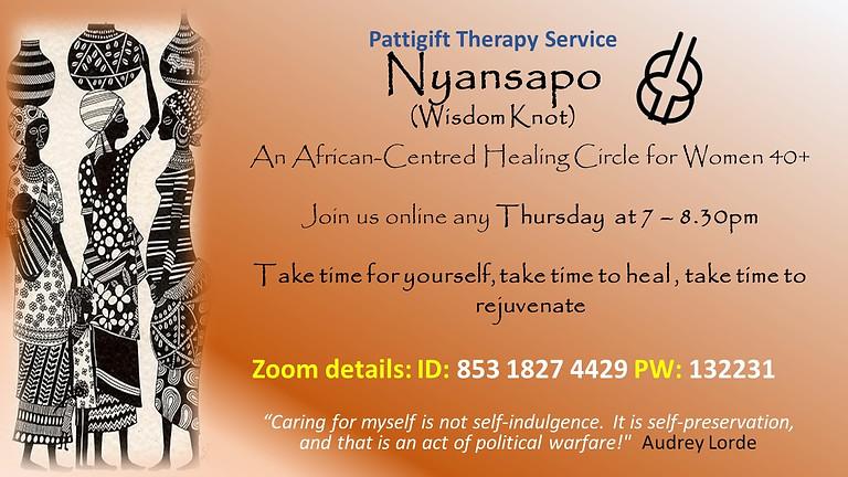 Healing Circles for Mature Women Black Women of African and Caribbean Decent